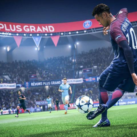 Jugadores FIFA 19