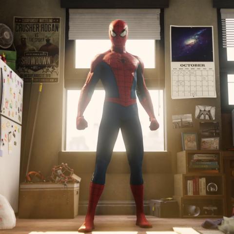 Marvel's Spiderman para PS4 tiene el inicio perfecto