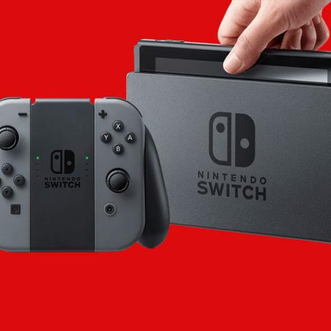 Nintendo Switch actualización 6.0.1