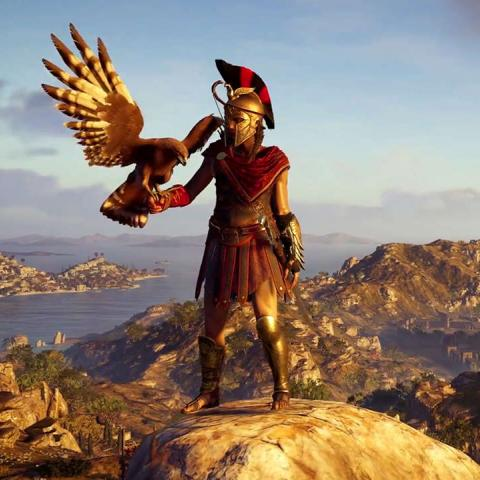 Parche 1.03 para Assassin's Creed Odyssey