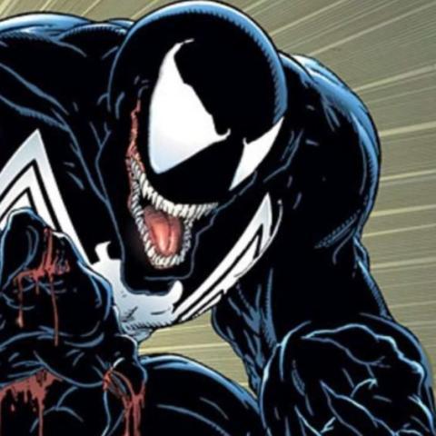 Venom en los cómics