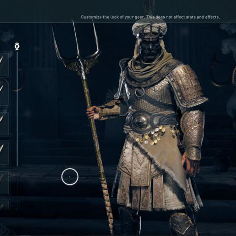Actualización 1.07 de Assassin's Creed Odyssey