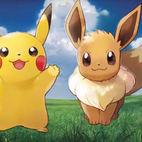 Análisis Pokémon Let's Go Pikachu! y Eevee!