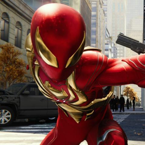 Análisis de Spiderman PS4  DLC 2 - Guerras de Territorio