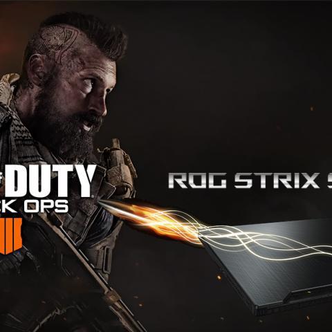 Asus ROG Strix SCAR II, el mejor equipamiento para la batalla