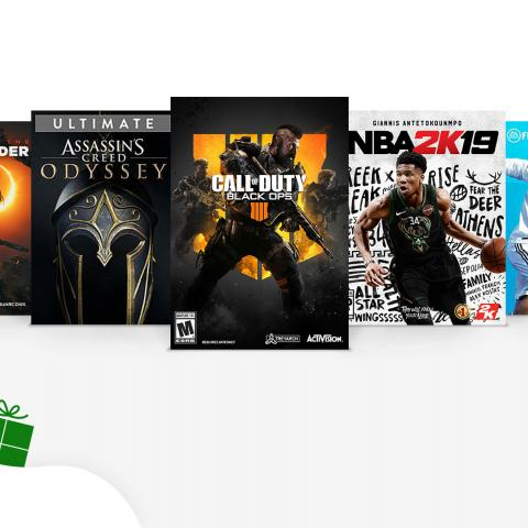 Black Friday 2018 Xbox One Live Gold