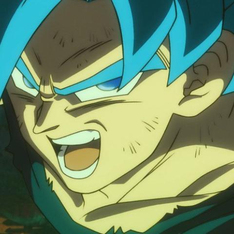 Dragon Ball Super Broly imágenes