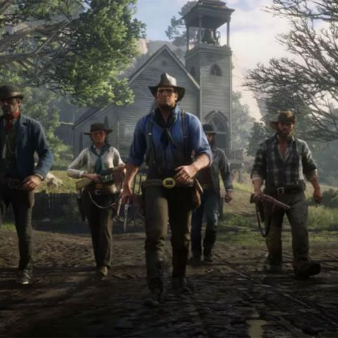 Easter eggs Red Dead Redemption 2