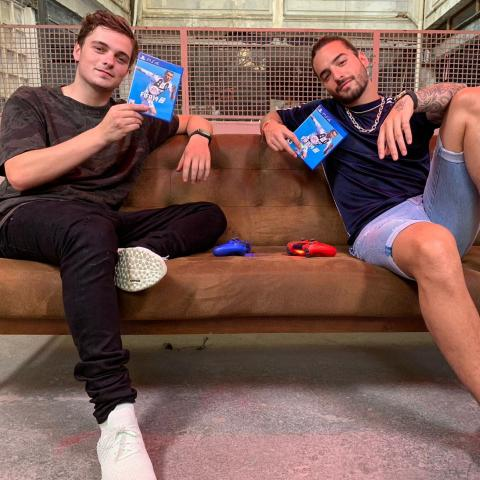 FIFA 19 World Tour Maluma Martin Garrix