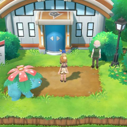 Guía del gimnasio de Ciudad Verde en Pokémon Let's Go