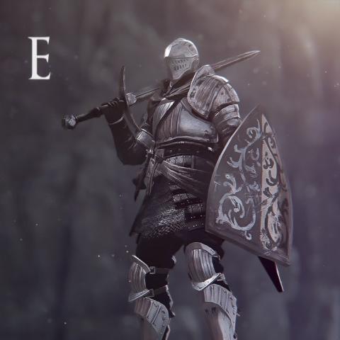 La historia de Dark Souls