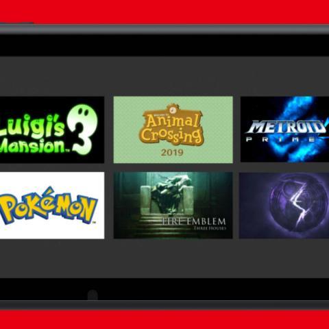 Los juegos más esperados para Nintendo Switch de 2019