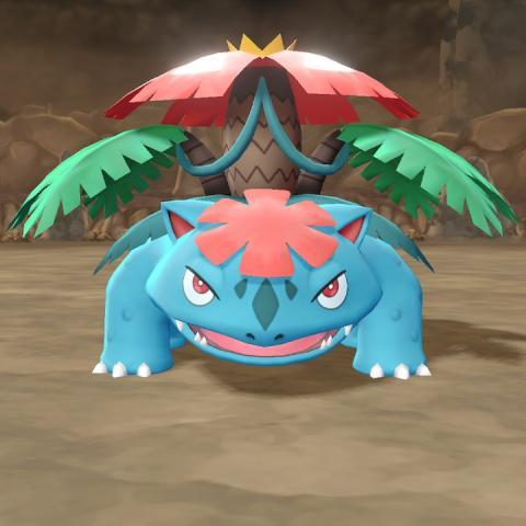 Megaevoluciones en Pokémon Let's Go