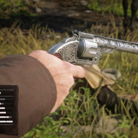 Mejores armas red dead redemption 2