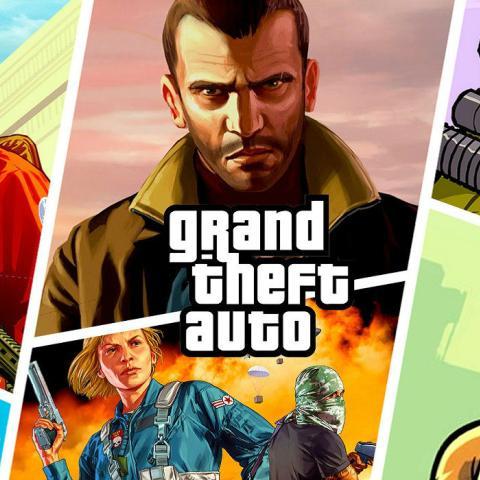 Los mejores GTA
