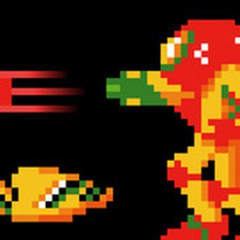 Metroid NES