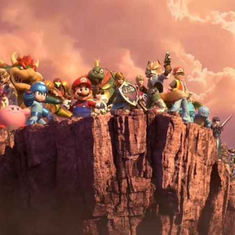 Modo aventura de Super Smash Bros. Ultimate