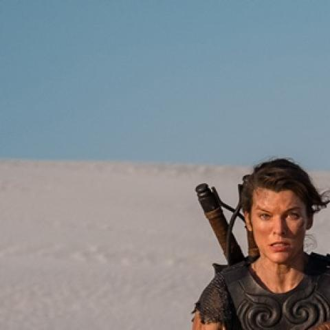 Monster Hunter - Milla Jovovich