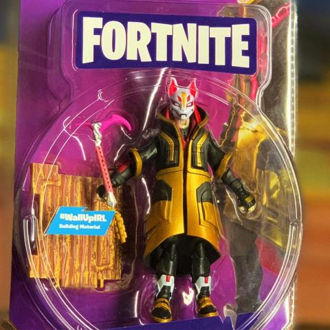Muñeco de Fortnite