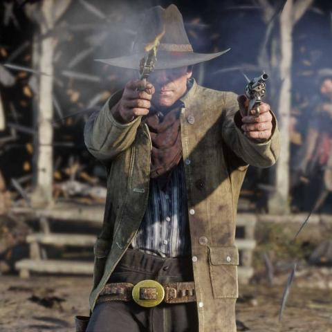 Pistoleros Red Dead Redemption 2