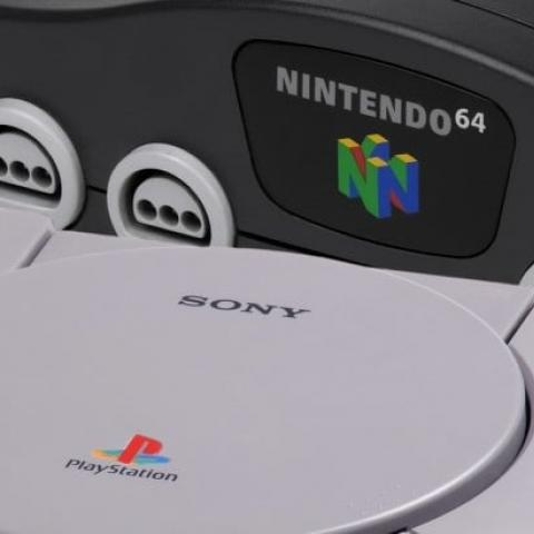 PlayStation Nintendo 64