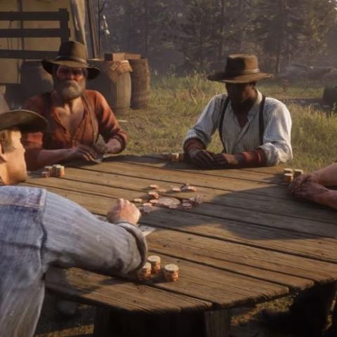 Red Dead Redemption 2 - Juegos de mesa