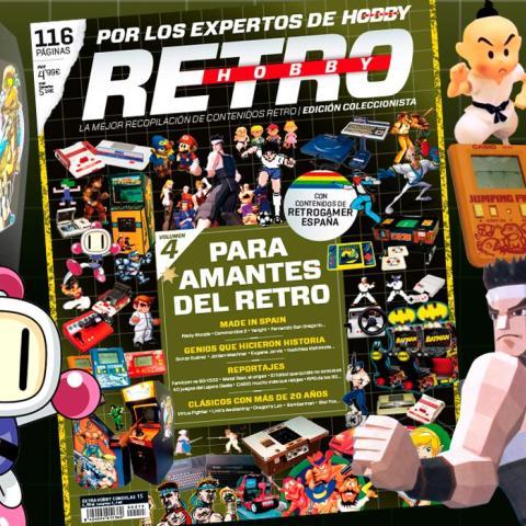 Retro Hobby Vol 4 Cabecera