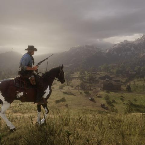 Serpientes Red Dead Redemption 2