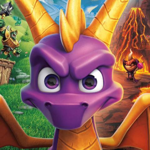 Spyro Principal
