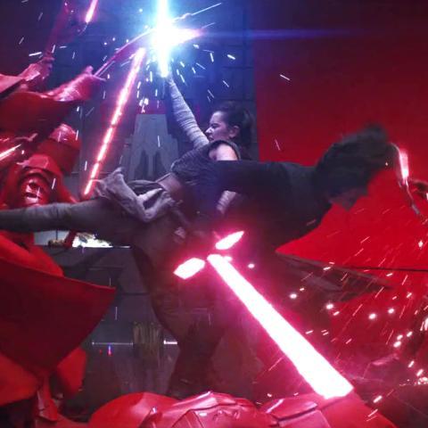 Star Wars Los Últimos Jedi en Blu-ray al mejor precio