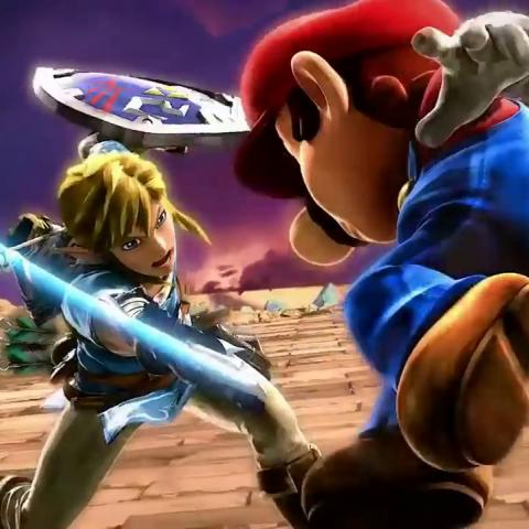 Super Smash Bros. Ultimate al ritmo de Queen