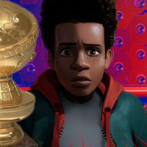 Black Panther y Spider-Man: Un nuevo universo nominadas a los Globos de Oro 2019