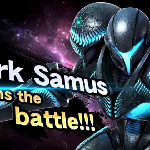Dark samus Super Smash Bros Ultimate