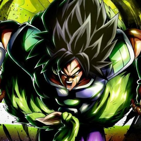 Dragon Ball Super Broly en Dragon Ball Legends
