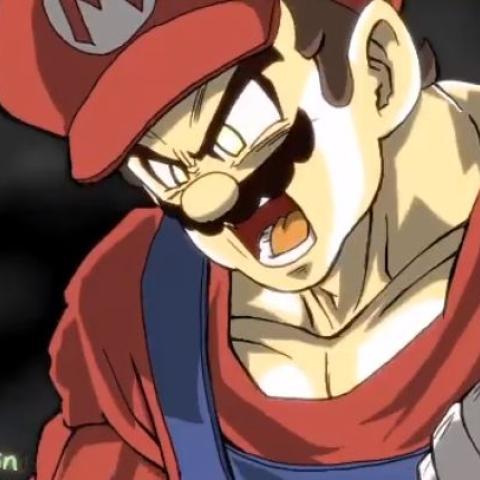 Dragon Ball Super x Super Smash Bros Ultimate