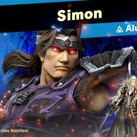 Espíritu Alucard en Super Smash Bros Ultimate