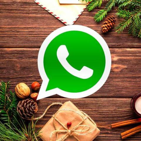 Felicitar la Navidad por Whatsapp 2018