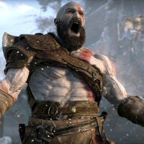 God of War para PS4 es el GOTY 2018