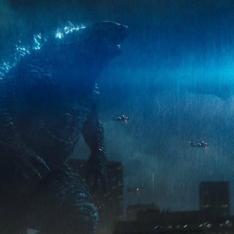 <div>Godzilla: Rey de los monstruos</div>