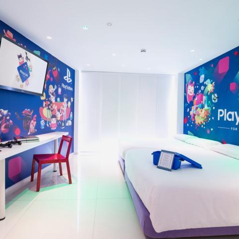Habitación Playlink