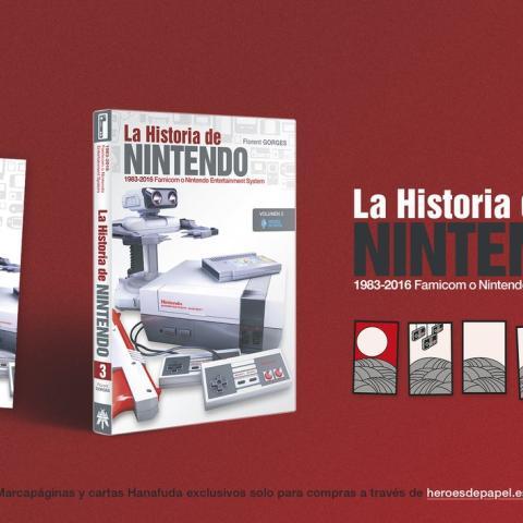 La Historia de Nintendo Vol. 3