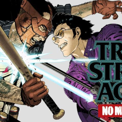 Impresiones de Travis Strikes Again: No More Heroes para Nintendo Switch
