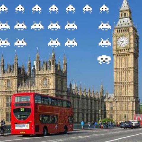 Influencia del Brexit en los videojuegos