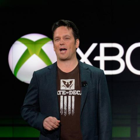 Microsoft's Phil Spencer has been spearheading the Xbox Game Pass push.