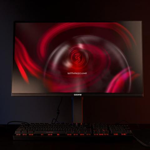 Monitor Gaming Ozone