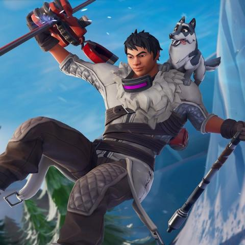 Nevada semana 1 fortnite temporada 7