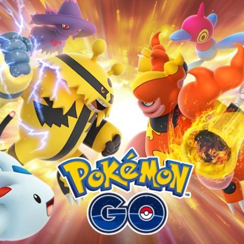 Pokémon GO - Combates de Entrenador