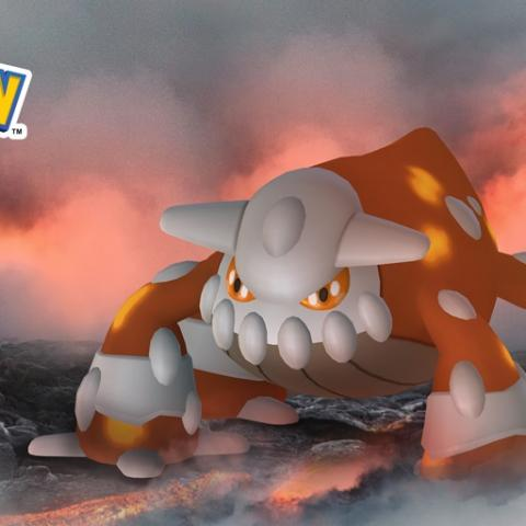 Pokémon GO - Heatran
