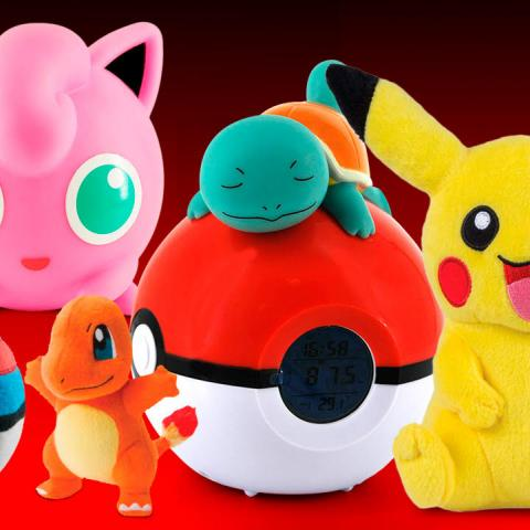 Pokémon merchandising GAME