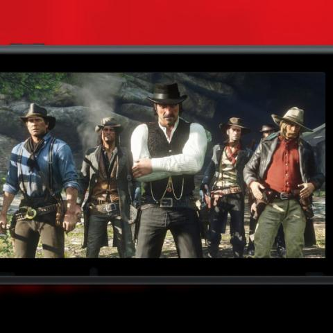 Red Dead Redemption 2 en Nintendo Switch